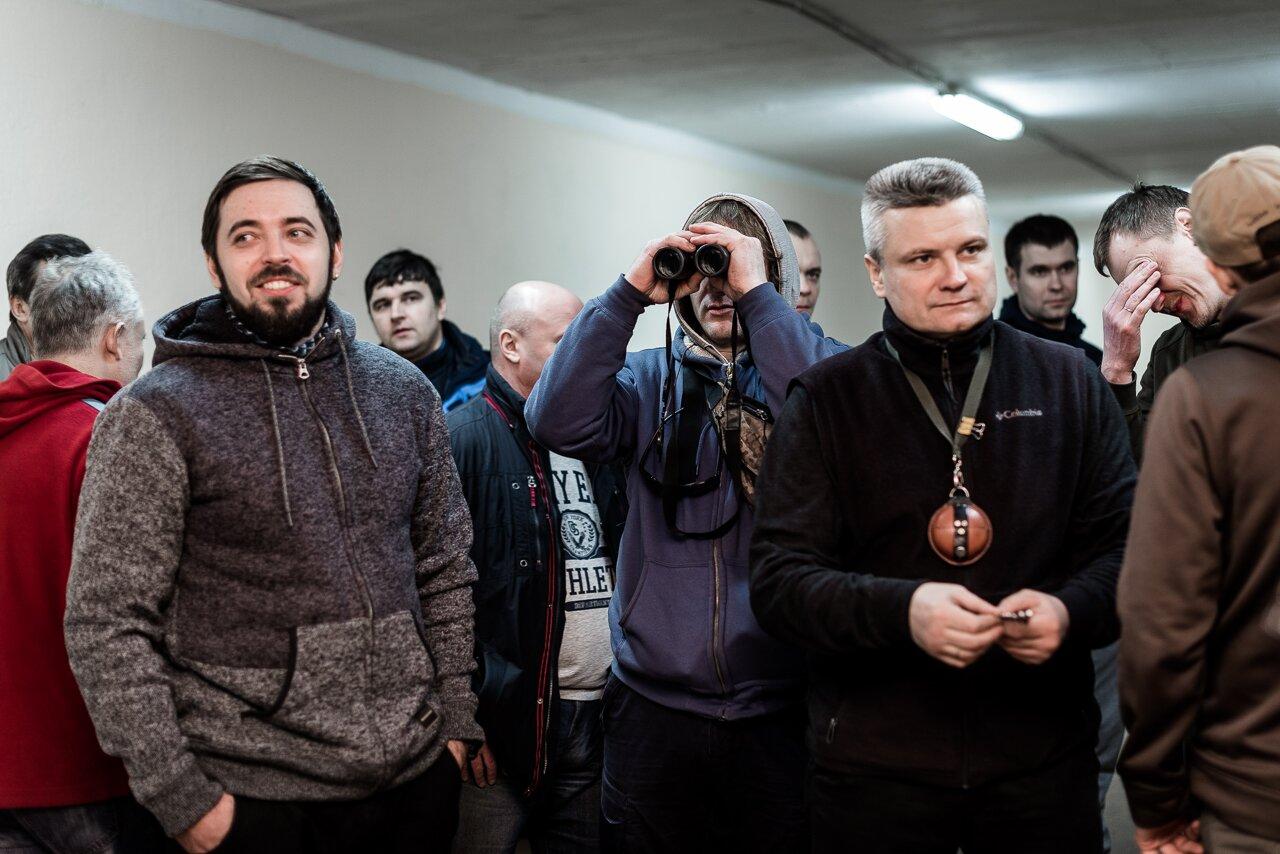Пневматический тир в Санкт-Петербурге